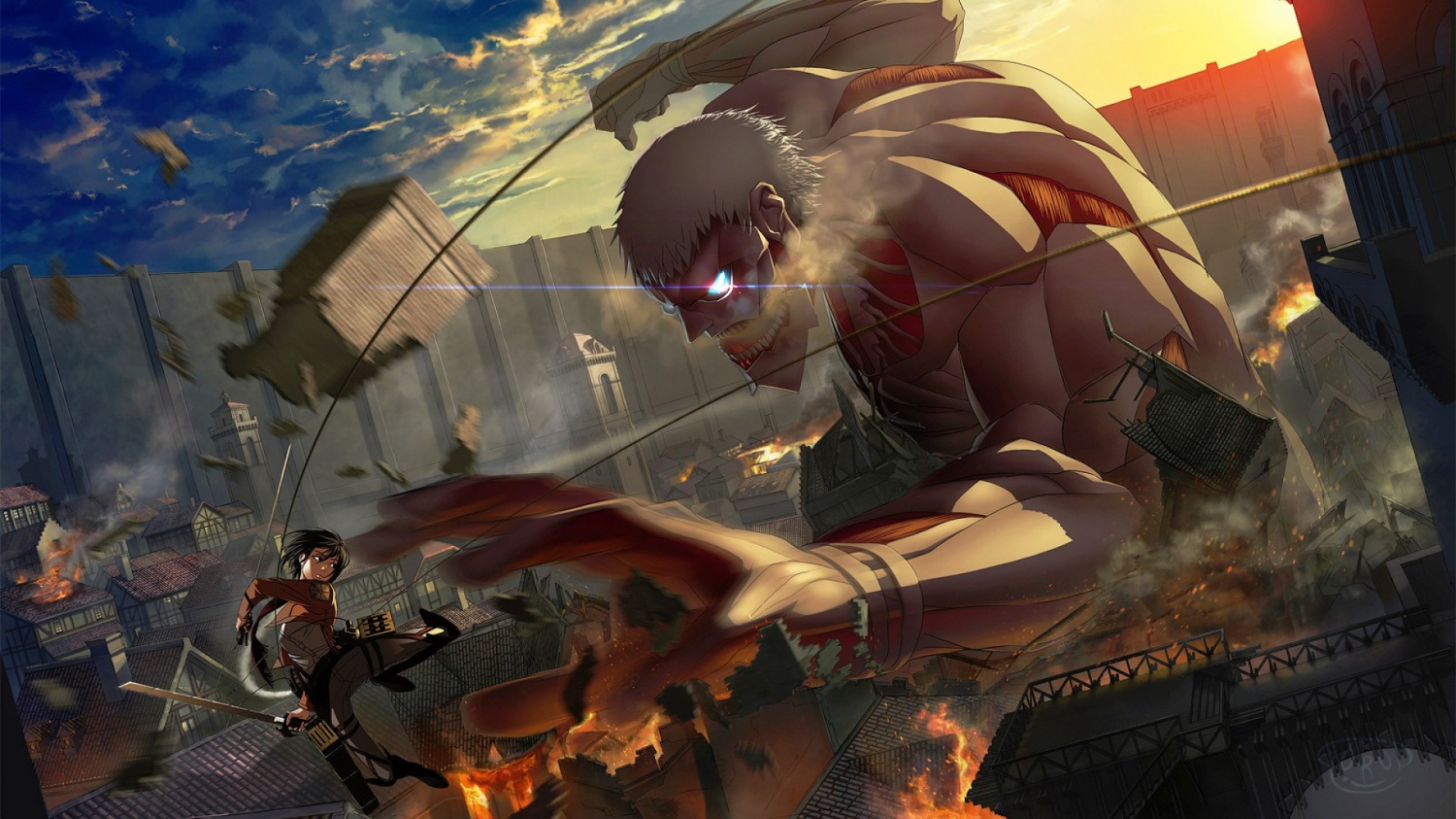 AOT Chapter 138 Leaks to Deliver Two Unique Releases