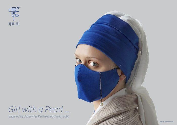 AgneVei - Pearl Girl ART - POSTER.jpg