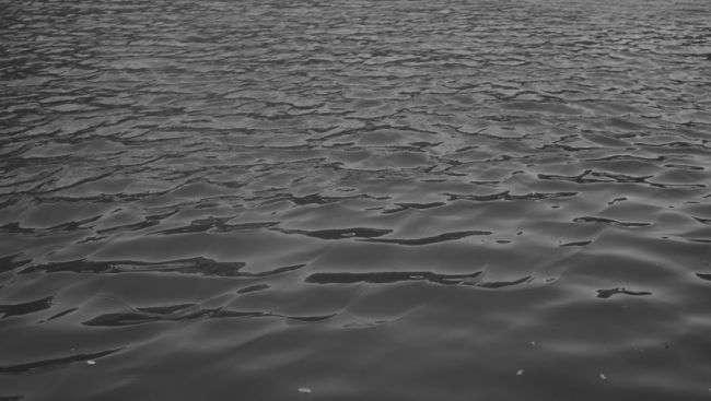 The calm at Sanapur Lake, Hampi - India