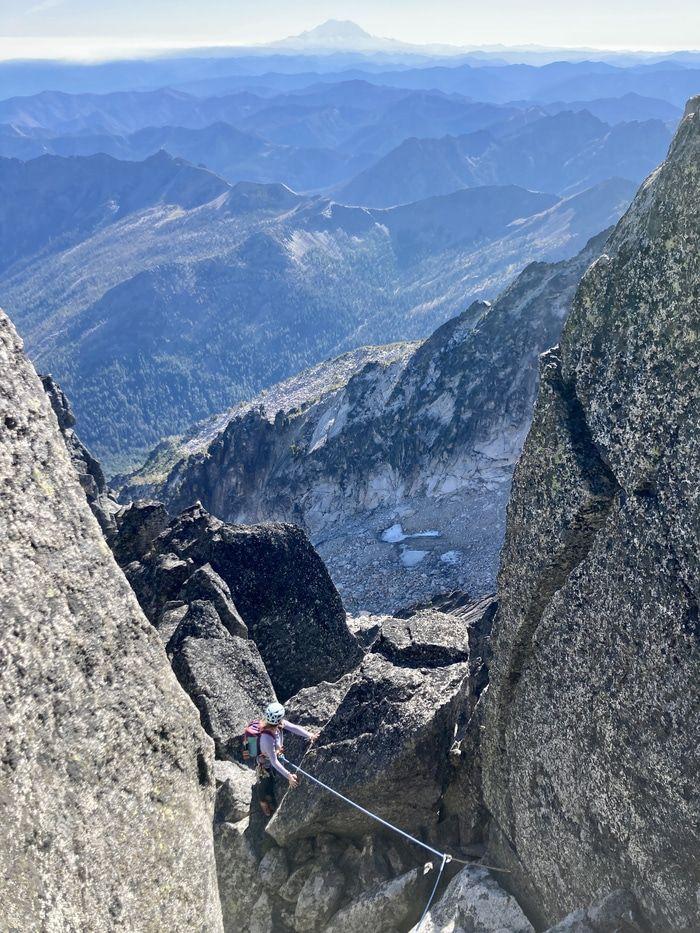 Sherpa peak pitch 6