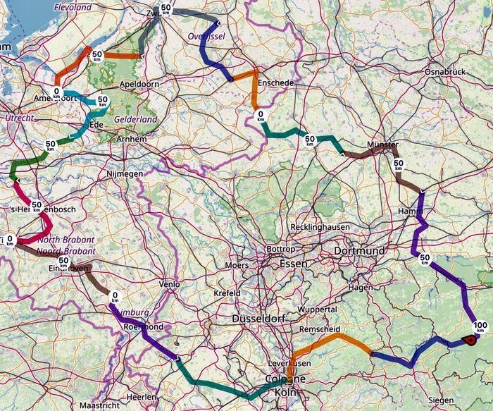 Fietsreis door Noordrijn-Westfalen en Nederland - detailkaart.jpg
