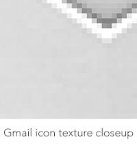 Gmail closeup