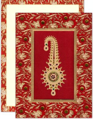 Trendy Collection Of South Indian Wedding Cards