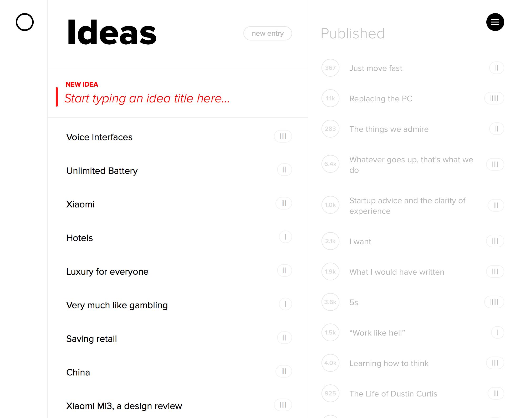 user experience essay ideas
