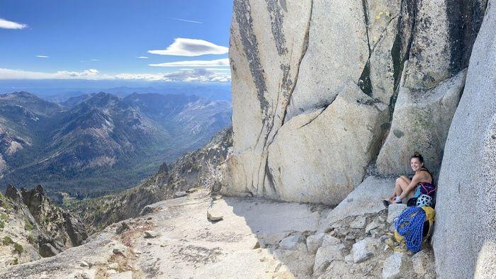 Argonaut peak shade spot