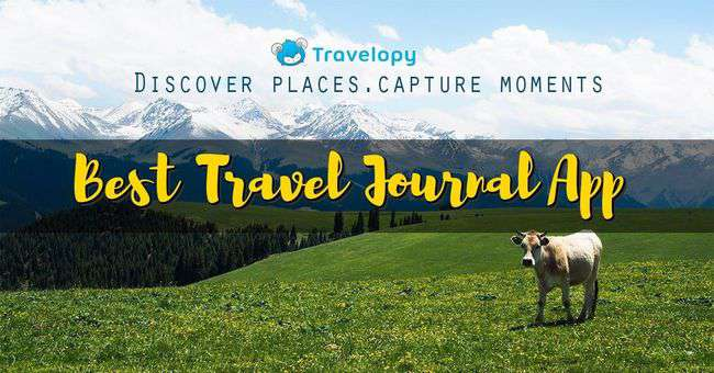 Best Travel Journal App