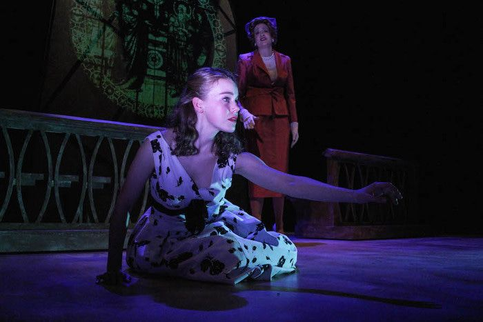 Light in the Piazza, Theatrical Outfit, Clara (Devon Hales) and Margaret (Christy Baggett).jpg