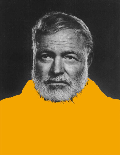 If Hemingway wrote JavaScript by fat xxx