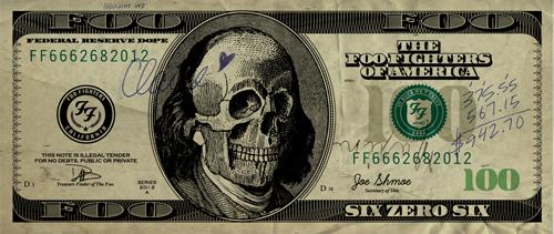 $100 FOO