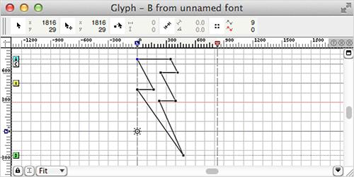 Bolt Typeface