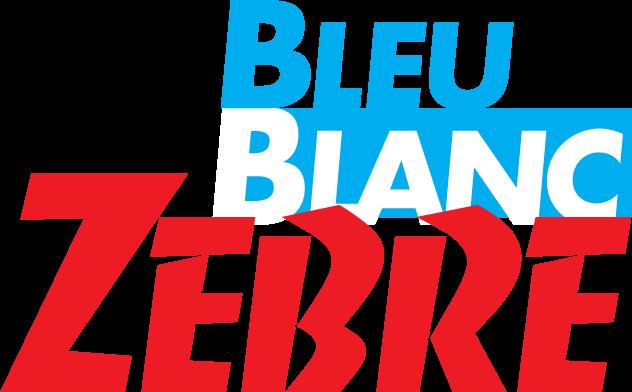 Bleu, Blanc, Zèbre