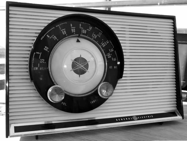 Retro 60's Radio