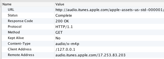 Apple Music single file download