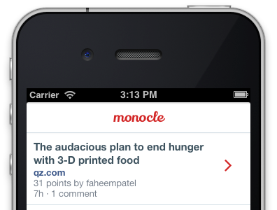 Monocle Mobile