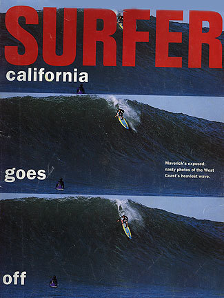Surfer — California Goes Off
