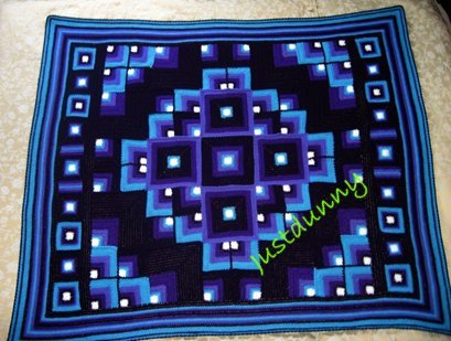 Mandala Geometric pattern reworked