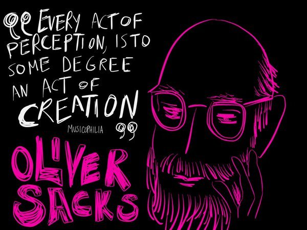 Oliver Sacks quotation