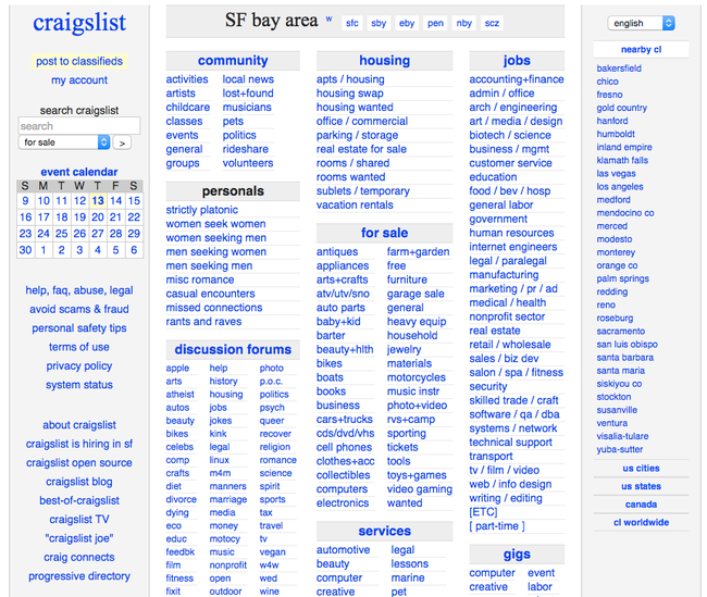 Tampa bay area craigslist personals Craigslist just took down all personals sections :( : craigslist
