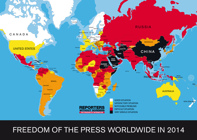 World Press Freedom Index 2014.png