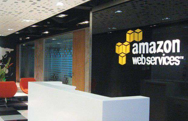Amazon Web Services office